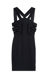 Roland Mouret Altamira Dress Black