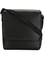 Salvatore Ferragamo Classic Messenger Bag Black