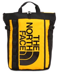 The North Face Base Camp Tote Backpack Yellow
