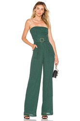 House Of Harlow X Revolve Dominique Jumpsuit Green