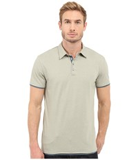 7 Diamonds The Ultimate S S Polo Moss Men's Short Sleeve Pullover Green