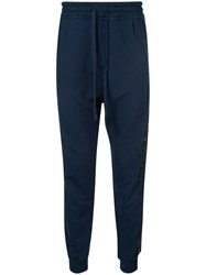 Haider Ackermann Classic Jogging Trousers Blue