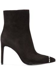 Alexander Wang Pointed Boots Black