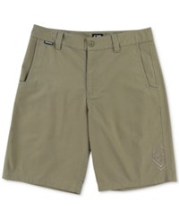 Metal Mulisha Men's Ocotillo Wells Shorts Khaki