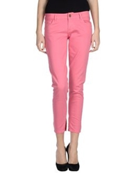 Frankie Morello Denim Pants Light Purple