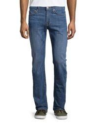 7 For All Mankind Slimmy Straight Leg Jeans La Light
