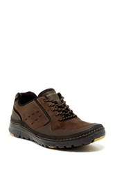 Rockport Activeflex Rocksport Sport Leather Sneaker Wide Width Available Brown