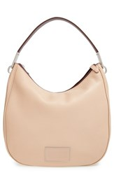 Marc By Marc Jacobs 'Ligero' Hobo Bag Beige Cameo Nude Multi