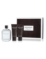 Kenneth Cole Mankind Gift Set 103.00 Value No Color