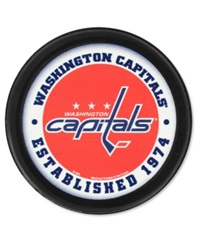 Wincraft Washington Capitals Flat Team Puck