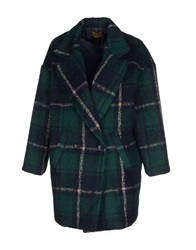 Orion London Coats Deep Jade