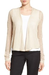 Emerson Rose Women's Sheer Silk And Cashmere Cardigan