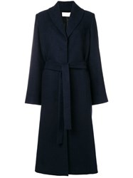 The Row Belted Long Coat Unavailable