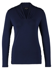More And More Long Sleeved Top Nightblue Dark Blue