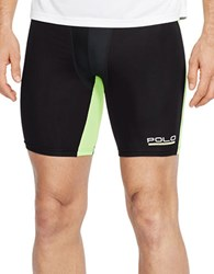 Polo Ralph Lauren All Sport Compression Short Black