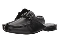 Donald J Pliner Sylvi Black Clog Shoes