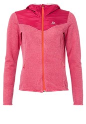 Salomon Elevate Fleece Gaura Pink