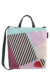 Lulu Guinness Lucy Tote Bag Multicolor Multicoloured