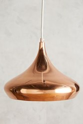 Anthropologie Alchemist Pendant Copper