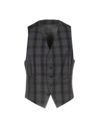 Gazzarrini Vests Dark Blue