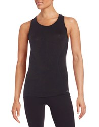 New Balance Racerback Tank Top Black