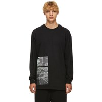 Song For The Mute Black 'Stack' Sweatshirt