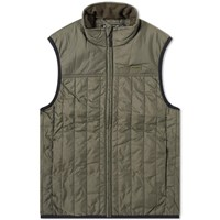 Filson Ultralight Down Gilet Green