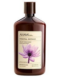 Ahava Mineral Botanic Lotus Flower And Chestnut No Color