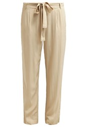 United Colors Of Benetton Trousers Beige