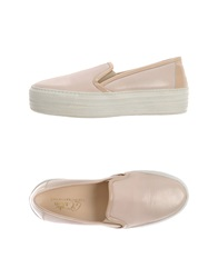 Le Crown Sneakers Beige