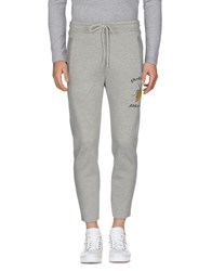 Markus Lupfer Casual Pants Grey