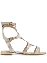 The Seller Strappy Sandals Neutrals