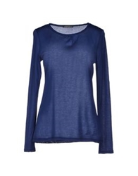 Laura Urbinati T Shirts Dark Blue