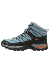 Cmp F.Lli Campagnolo Rigel Wp Walking Boots Acciaio Light Blue