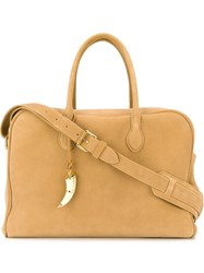 Balmain 'Pierre' Tote Nude And Neutrals