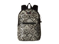 Sakroots Artist Circle Mini Backpack Jet Brave Beauti Backpack Bags Black