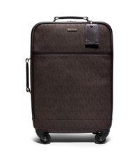 Michael Kors Mens Jet Set Travel Logo Suitcase