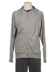 Scout Hooded Sweatshirts Grey