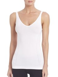 Spanx Lounge Hooray Tank Top White