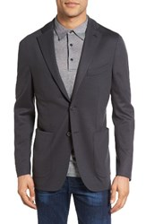 Pal Zileri Men's Mercerized Jersey Sport Coat