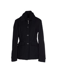 Historic Research Jackets Black