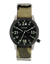 Electric Eyewear Electric Wrist Watches Military Green