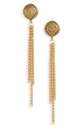Virgins Saints And Angels Contessa Earrings Gold