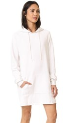 Cotton Citizen Milan Long Sleeve Dress Bone