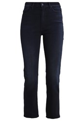 Mother Swooner Rascal Bootcut Jeans Hey Good Looking Blue Denim