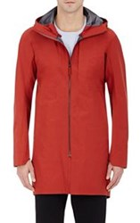Arcteryx Veilance Arc'teryx Veilance Monitor Hooded Coat Red
