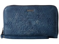 Roxy Won My Heart Wallet Dress Blues Wallet Handbags Navy