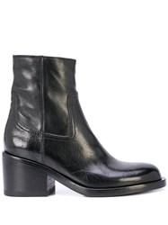 Officine Creative Victoire 007 Ankle Boots Black