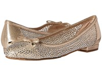 Nina Wynne Taupe Taupe Women's Dress Flat Shoes