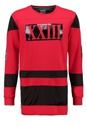 Karl Kani Sweatshirt Red